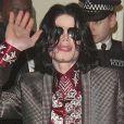Michael Jackson à Londres le 6 mars 2009