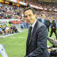 Unai Emery - Match de Ligue 1 PSG-Metz - 2ème journée au Parc des Princes à Paris, le 21 août 2016. Victoire du PSG 3-0. © Pierre Perusseau/Bestimage