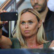 PSG-Metz : Cécile de Ménibus, La Fouine, Karima Charni, fans au Parc !