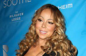 Mariah Carey : Sa campagne sexy est finalement affichée en plein Vegas !