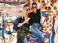 Kourtney et Khloé Kardashian : Les soeurs s'éclatent, sans Kim !