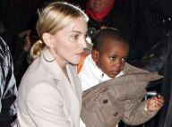 REPORTAGE PHOTO : Les enfants de Madonna vont devenir 'hôtesse de l'air' !