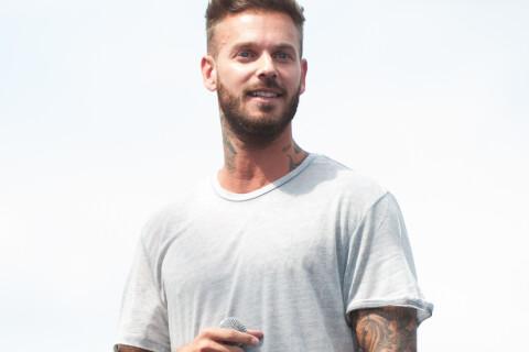 """M. Pokora : Un nouveau tatouage colossal pour le coach de """"The Voice Kids"""" 3"""