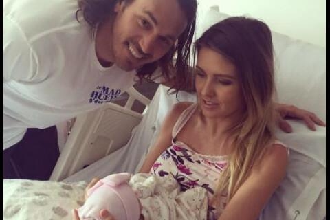 Audrina Patridge : L'actrice présente son bébé !