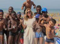 Valérie Trierweiler : À Cabourg, elle oublie les attaques de François Hollande