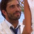 Marco demande Linda en mariage lors de la finale de Bachelor, le lundi 2 mai 2016, sur NT1