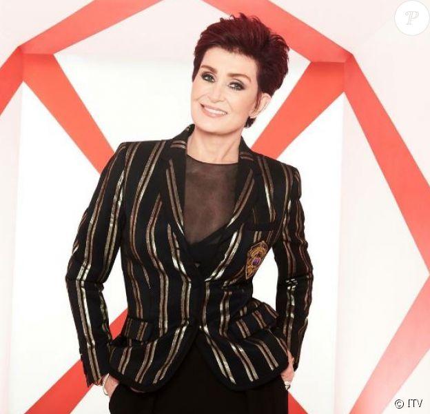 Photo promo de Sharon Osbourne pour la 13e saison de X Factor Uk.