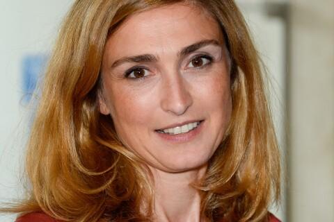 Julie Gayet à Angoulême face à une... Courgette !