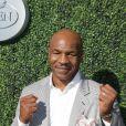 Mike Tyson lors de la cérémonie d'ouverture de l'US Open 2016 au USTA Billie Jean King National Tennis Center à Flushing Meadow, New York City, New York, Etats-Unis, le 29 août 2016. © John Barrett/Globe Photos/ZUMA Wire/Bestimage29/08/2016 - New York