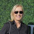 Martina Navratilova lors de la cérémonie d'ouverture de l'US Open 2016 au USTA Billie Jean King National Tennis Center à Flushing Meadow, New York City, New York, Etats-Unis, le 29 août 2016. © John Barrett/Globe Photos/ZUMA Wire/Bestimage