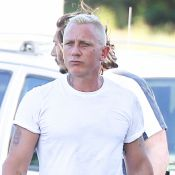 Daniel Craig métamorphosé : James Bond change radicalement de look