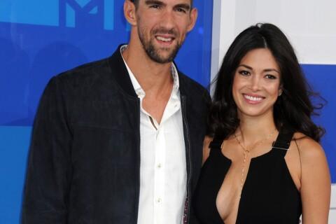 """Michael Phelps, sa chérie balance : """"Il y a eu des fois où je l'ai détesté !"""""""