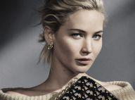 Jennifer Lawrence captivante modeuse pour Dior
