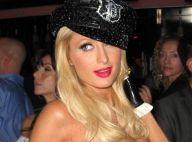 REPORTAGE PHOTOS : Paris Hilton, entièrement vêtue de latex... elle retombe dans le mauvais goût !