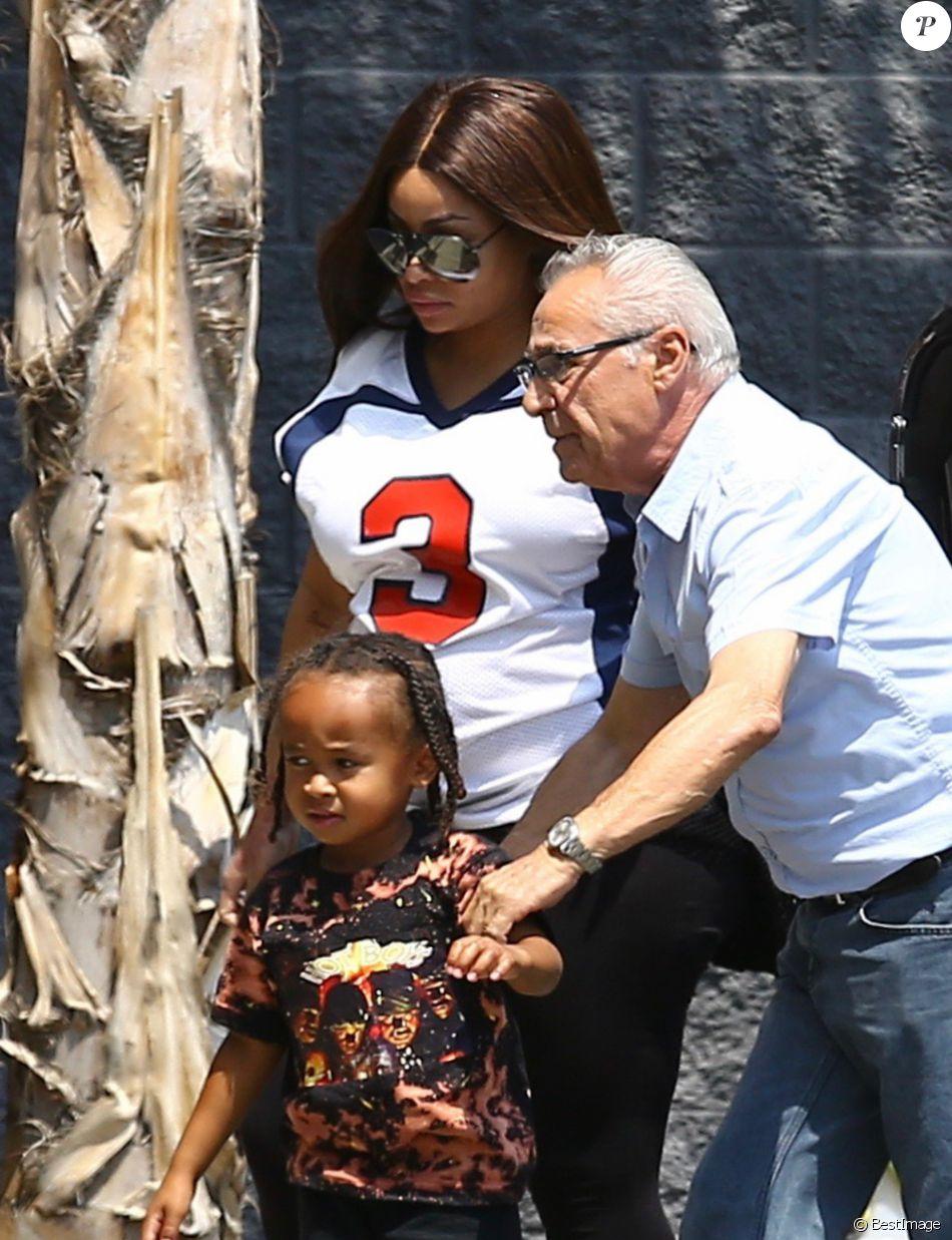 25e067ed3ba30 Blac Chyna revient sur sa réconciliation surprise avec Kylie Jenner ...