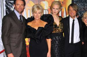 REPORTAGE PHOTOS : Nicole Kidman et Hugh Jackman : ils ont retrouvé leurs conjoints respectifs !