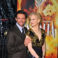 Hugh Jackman et Nicole Kidman