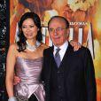 Rupert Murdoch et sa femme