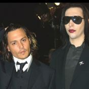 "Johnny Depp ""injustement crucifié"" : Son meilleur ami Marilyn Manson le défend"