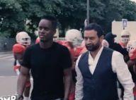 Cyril Hanouna s'offre un clip avec Black M pour le prégénérique de TPMP