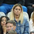 """""""Mélanie (les anges 8, la compagne d'Anthony Martial) au match d'ouverture de l'Euro 2016, France-Roumanie au Stade de France, le 10 juin 2016. © Cyril Moreau/Bestimage"""""""