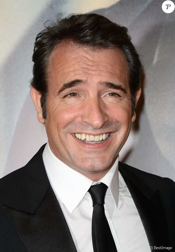 Jean dujardin avant premi re du film la french au cin ma for Film jean dujardin