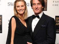 REPORTAGE PHOTOS : Tim Jefferies, l'ex de Claudia Schiffer, à la même soirée avec sa nouvelle femme enceinte !