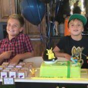 Britney Spears : Un anniversaire de Pokémons pour ses fils, avec Kevin Federline