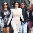 Kim Kardashian à New York, le 7 septembre 2016.
