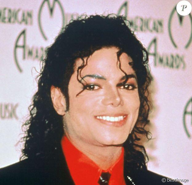 Michael Jackson en 1989