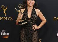 Emmy Awards : Les larmes de Julia Louis-Dreyfus, révélant la mort de son père