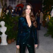 Fashion Week : Charlotte Le Bon, sublime à Londres face à Cara Delevingne