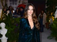 Fashion Week : Charlotte Le Bon, sublime à Londres face à Cara Delevingne