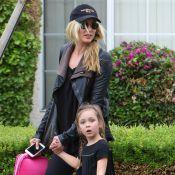 Benicio Del Toro : Sa petite Delilah, fille de Kimberly Stewart, a bien grandi !