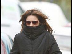 REPORTAGE PHOTOS EXCLUSIVES : Geri Halliwell, elle erre comme une âme en peine... mais tient le choc !