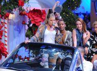 Fashion Week : Fergie, une MILF en feu au côté de Paris Hilton