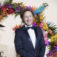 Stéphane Bern lors du Gala d'ouverture de l'Opéra National de Paris pour la saison 2016/2017, le 24 septembre 2016