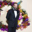 Ralph Fiennes lors du Gala d'ouverture de l'Opéra National de Paris pour la saison 2016/2017, le 24 septembre 2016