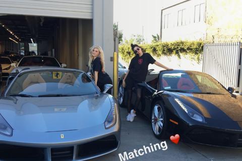 Kylie et Kendall Jenner dépensent un pactole en famille !