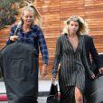 Sofia Richie fait du shopping avec une amie à Mayfield à Beverly Hills, le 20 septembre 2016