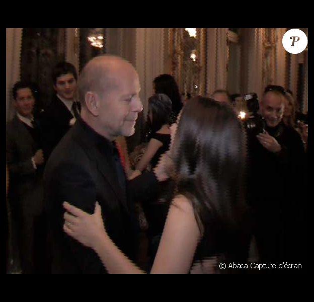 Bruce Willis et sa fille