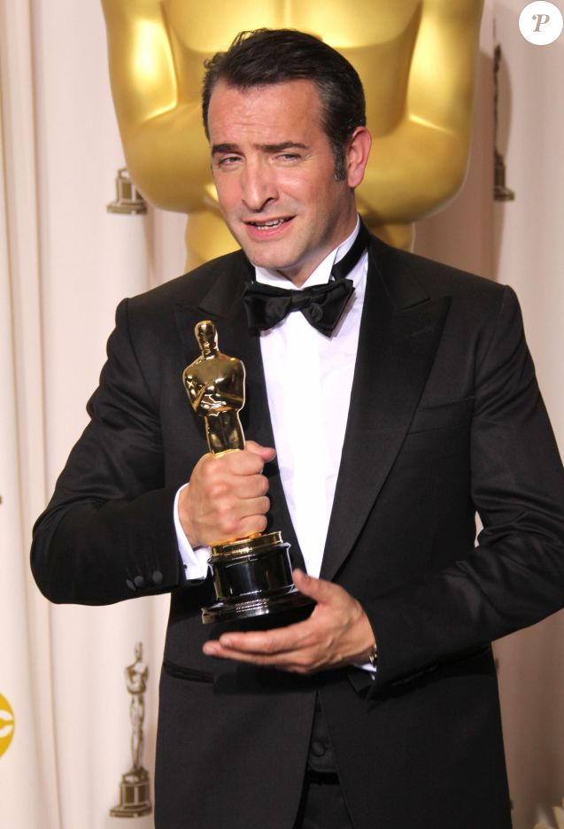 Jean dujardin l 39 oscar restera la plus grosse blague de for La copine de jean dujardin