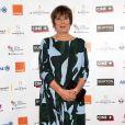 Rebecca O'Brien - Soirée d'ouverture du 27ème Festival du film britannique de Dinard, le 29 septembre 2016.