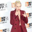 Kristen Stewart à la première de 'Certain Women' lors du 54e Festival du Film à New York, le 3 octobre 2016