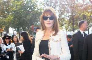 Fashion Week : Carla Bruni-Sarkozy, Thylane Blondeau... retour vers le futur !