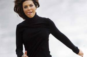 PHOTOS : Lisa Rinna, à la plage et en tenue sexy quelle que soit la météo !