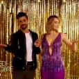 """""""Danse avec les stars 7"""", la bande annonce dévoilée le 5 octobre 2016. Ici Florent Mothe et Camille Lou."""