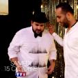 """""""Danse avec les stars 7"""", la bande annonce dévoilée le 5 octobre 2016. Ici Artus et Kamel le magicien."""