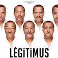 """Pascal Légitimus dans """"Légitimus Incognitus"""", mise en scène de Rémy Caccia, à partir du 14 septembre 2016, du mardi au samedi à 19h45, au Grand Point Virgule à Paris."""