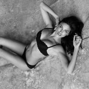 Irina Shayk : Canon en robe transparente ou tout simplement en lingerie